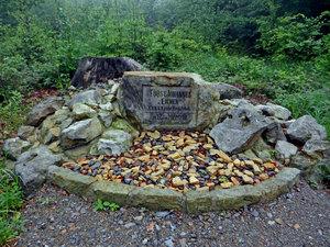 Lichtenštejnský kámen uSpálené boudy